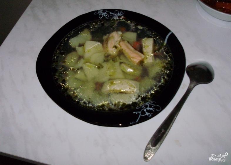 суп из форели рецепты просто и вкусно пошаговый