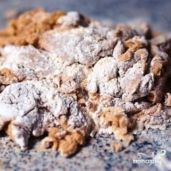 Новогоднее имбирное печенье - фото шаг 2