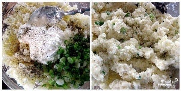 Дважды запеченный картофель - фото шаг 5