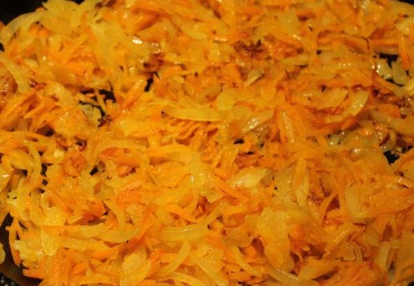 Салат из спаржи с морковью - фото шаг 4