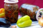 Овощи по-корейски на зиму