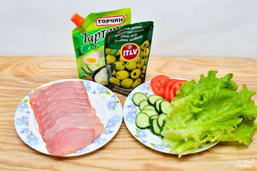 рецепт бутербродов сабвей в домашних условиях