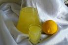 Лимонная настойка на спирту