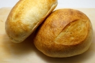 Бездрожжевой пшеничный хлеб на закваске