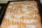 Бисквитное тесто в духовке