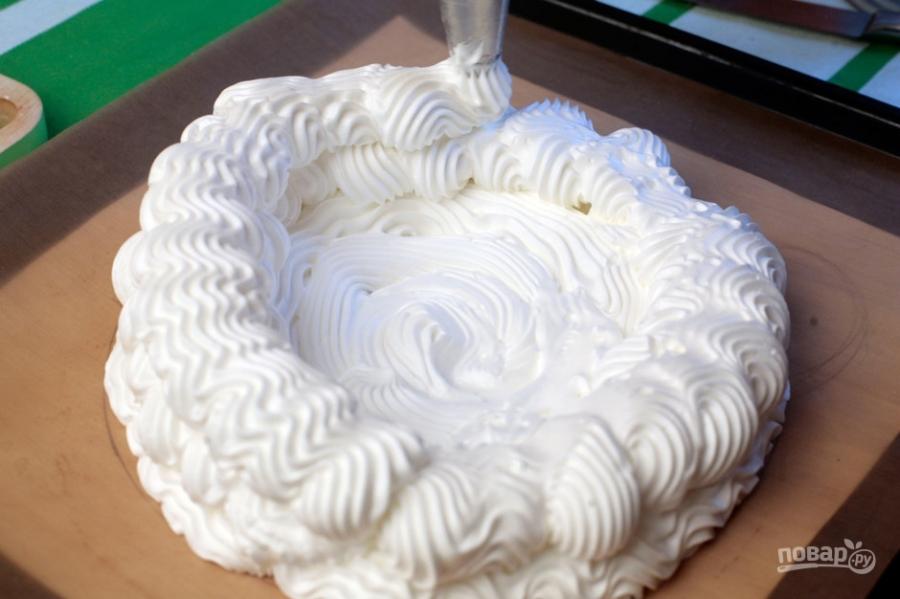 Торт павлова рецепт фото пошагово