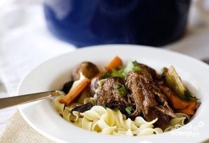 маринованная в вине говядина рецепт приготовления