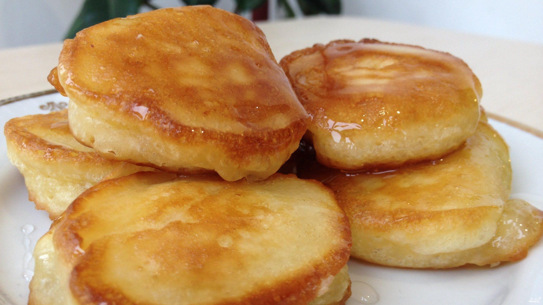Оладушки на прокисшем молоке пышные рецепт пошагово