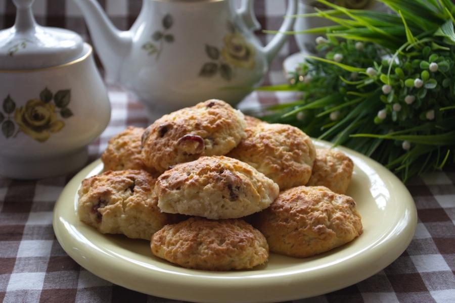 рецепт пп печенья в духовке