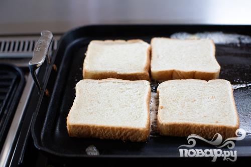 Сэндвичи с колбасой и халапеньо - фото шаг 4