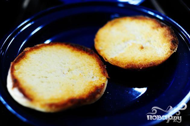 Американский бутерброд с говядиной - фото шаг 14