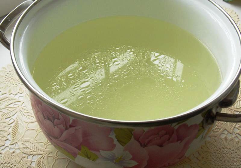 Гороховый суп с ветчиной - фото шаг 2