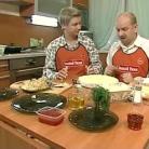 Рецепт Семга слоеная соленая