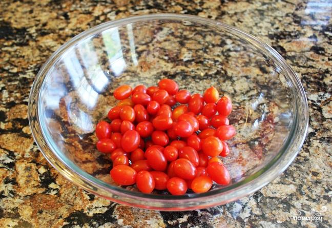 Рецепт Паста с помидорами и сыром