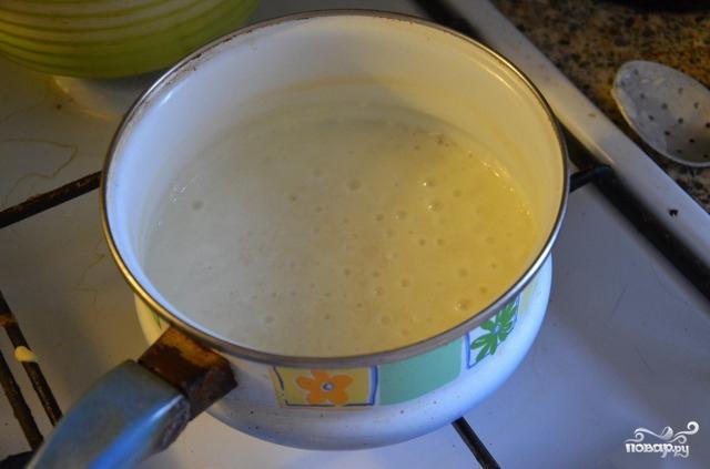 Рисовое суфле - фото шаг 1