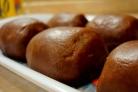 Пирожное Картошка с гладкой поверхностью