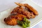 Цыпленок по-африкански