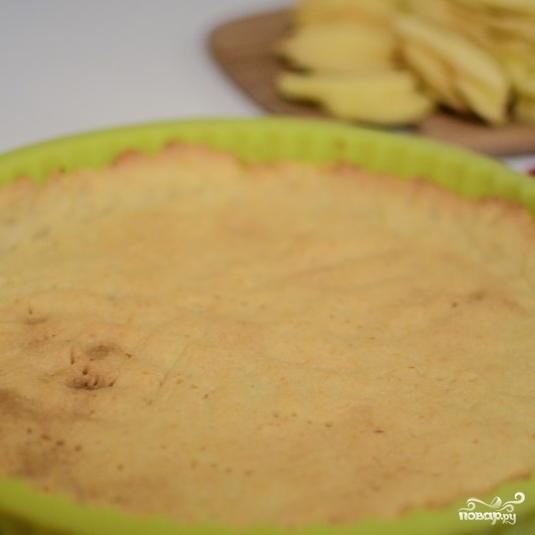 Французский яблочный пирог - фото шаг 6