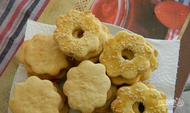 Печенье с вареньем (быстро и просто) - фото шаг 2