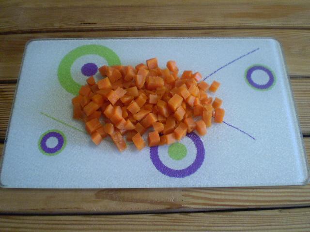 Салат к рису - фото шаг 2