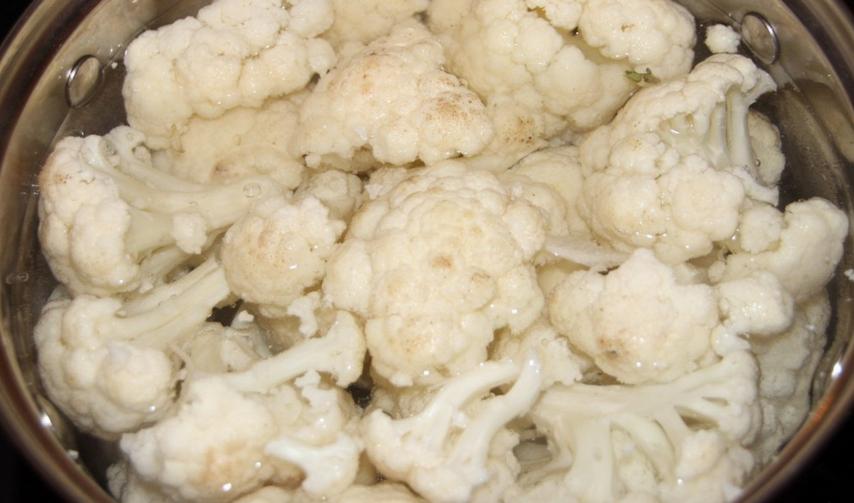 Рецепт Капуста, запеченная под соусом