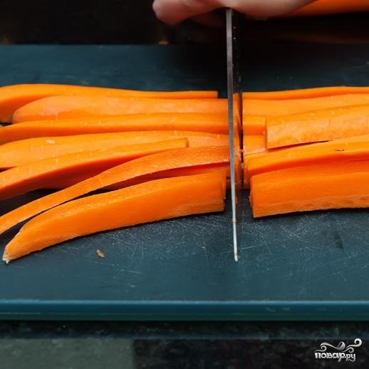 Запеченная морковь - фото шаг 2
