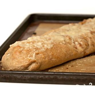 Стромболи с ветчиной, луком и сыром - фото шаг 4