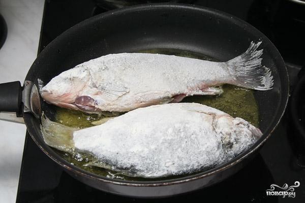 Рыба по-деревенски - фото шаг 6