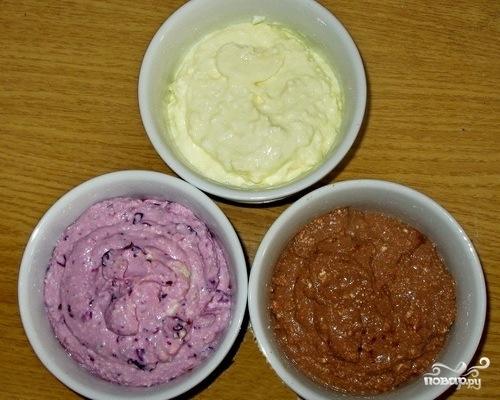 Блинный пирог с творожной начинкой - фото шаг 2