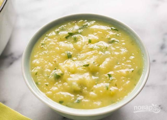 картофель лук рыба рецепт супы