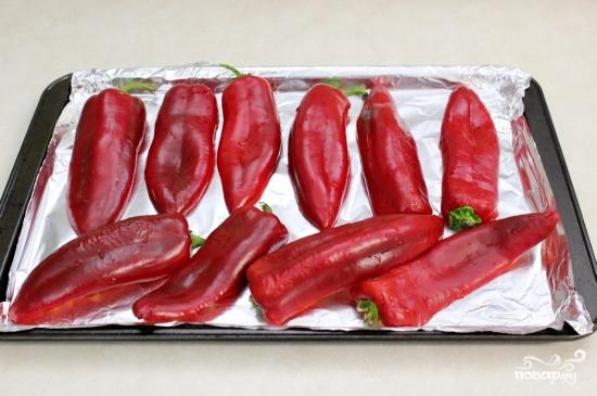 Рецепт Запеченный перец в духовке