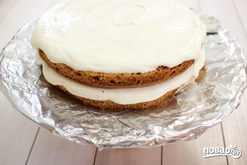 Крем для торта - фото шаг 5