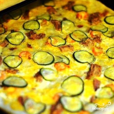 Суши-пицца - фото шаг 7
