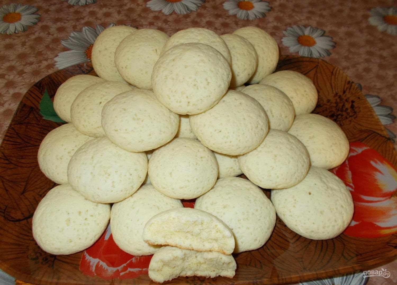 Песочное печенье шакер чурек рецепт
