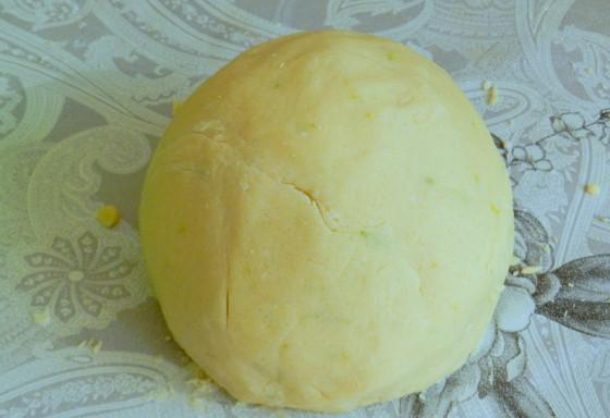 Печенье с лаймом - фото шаг 3