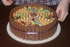 """Торт """"Быстрый и вкусный"""""""
