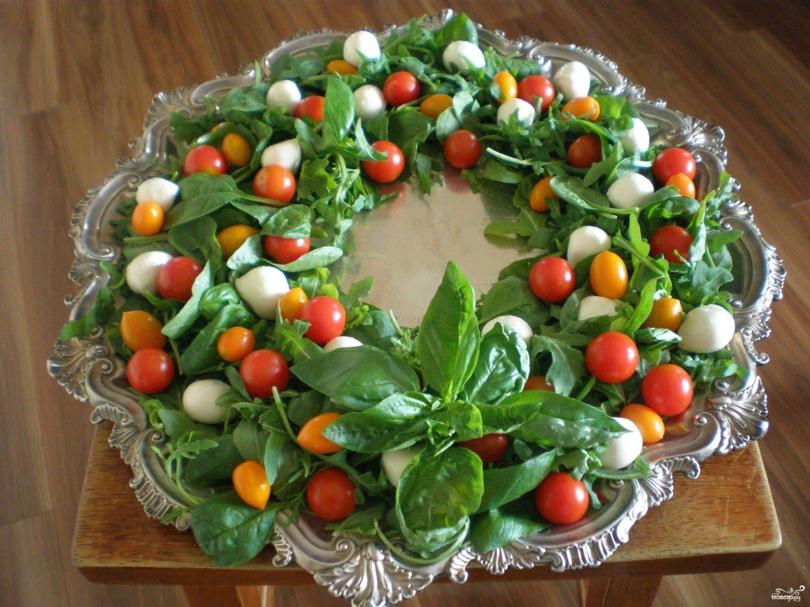 Салаты на рождество рецепты легкие с фото