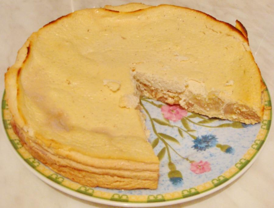 Банановая запеканка с йогуртом - фото шаг 3