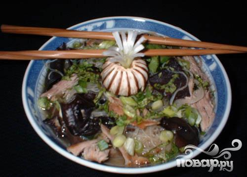 Суп по-восточному - фото шаг 7