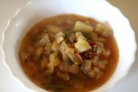 Суп из баклажанов