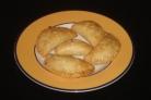 Пирожки с сыром и медом