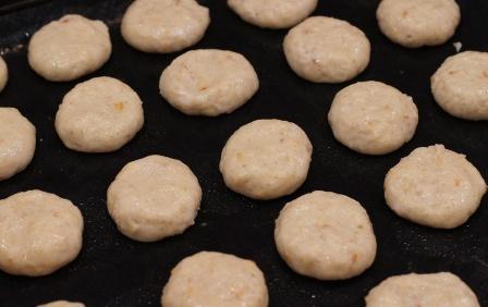 Печенье с кунжутом - фото шаг 3