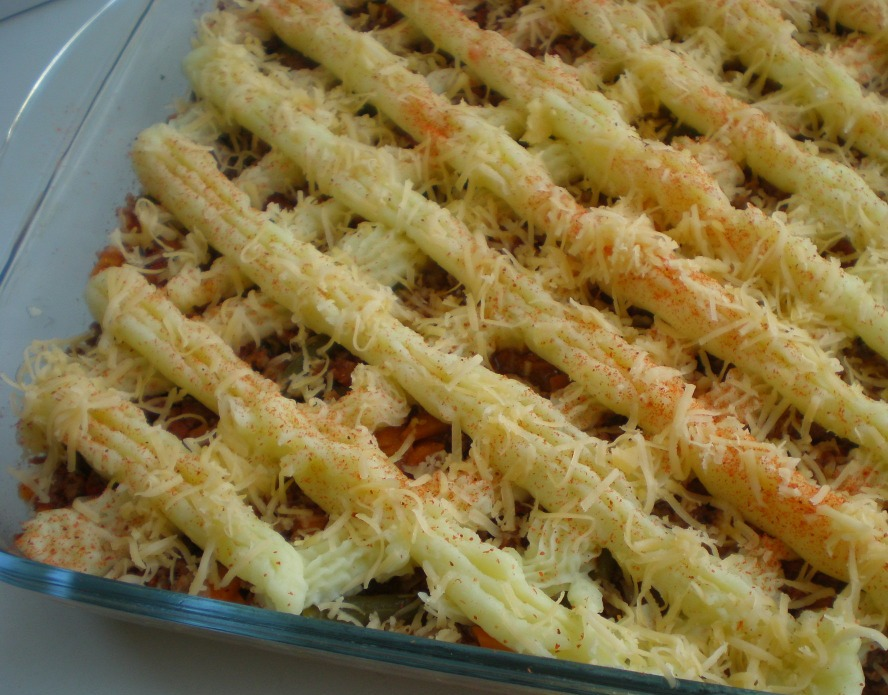 Запеканка из овощей в духовке - фото шаг 5
