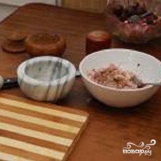 Печень налима на водяной бане - фото шаг 2
