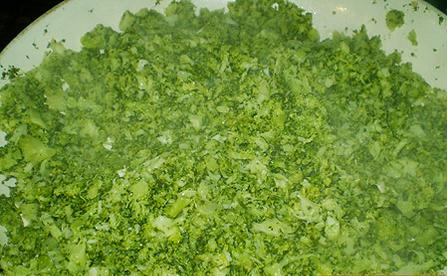 Паста вегетарианская с брокколи - фото шаг 2