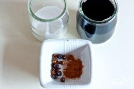 Бальзамический крем-соус - фото шаг 1