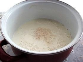 Рецепт Баурсаки на молоке
