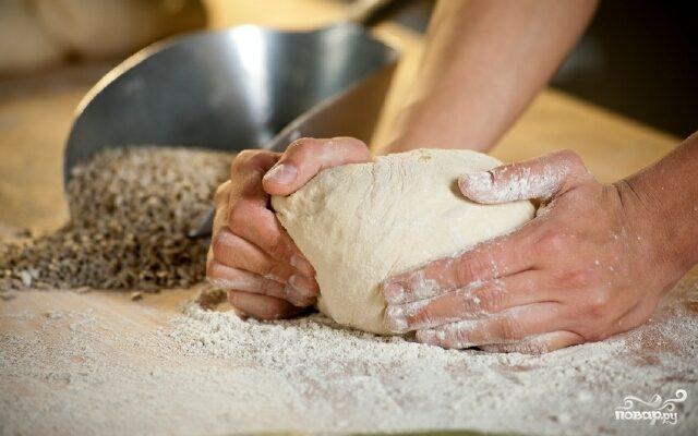 Рецепт Кислое тесто без дрожжей