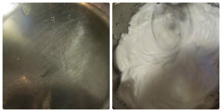 Эклеры с белковым кремом - фото шаг 4