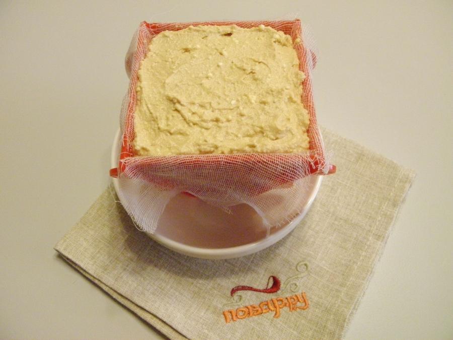 Пасха со сгущенным молоком - фото шаг 4